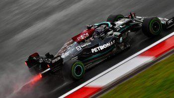Hamilton aclaró el entredicho que tuvo con Mercedes en la última fecha de la Fórmula 1