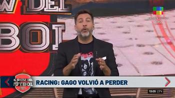 Toti Pasman durísimo contra Blanco y Gago: Una cosa increíble, rara