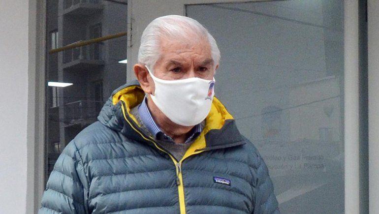 Guillermo Pereyra planea su retiro del gremio de petroleros