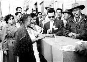 Un día como hoy se promulgaba la ley del voto femenino