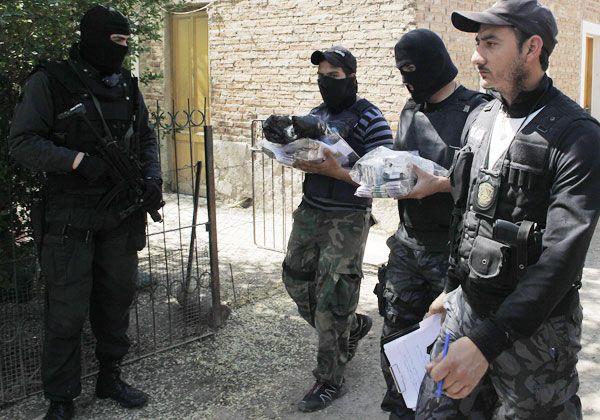Pedirán ampliar indagatoria de detenidos por drogas