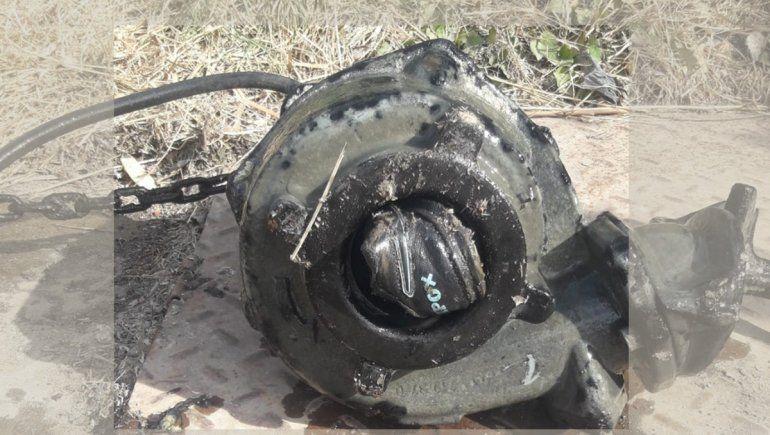 Una zapatilla provocó un desborde cloacal en las calles de Roca