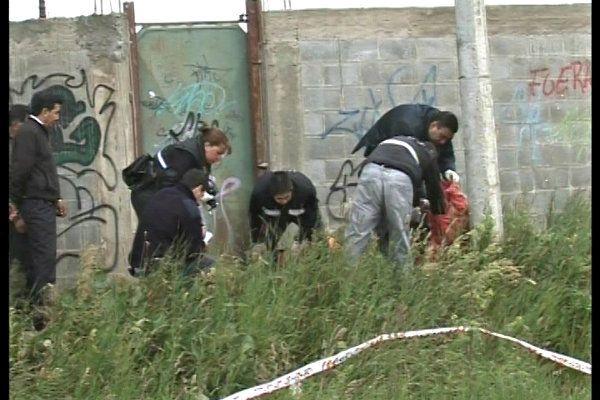 Encontraron restos humanos en Bariloche