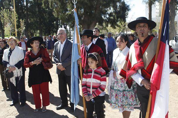 Comunidad chilena celebró su Independencia en Cipolletti