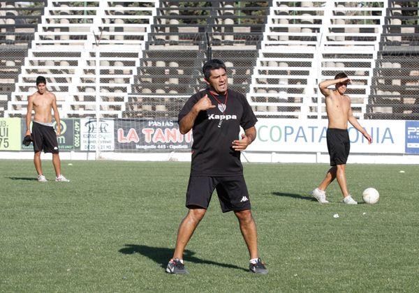 Cambio de planes en Cipo, que hoy hará fútbol