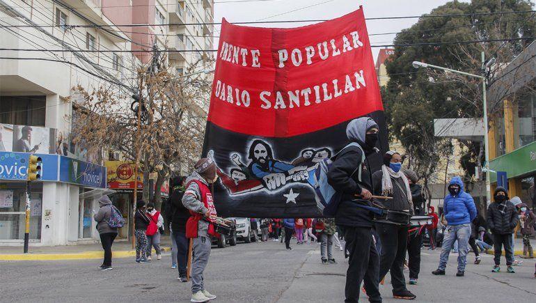 El Frente Santillán amenaza con más protestas