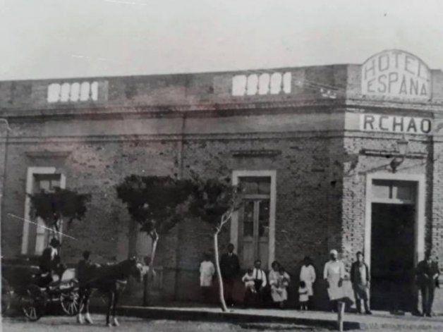 Hotel España, de Ramón Chao.