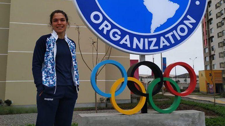 La cipoleña Genghini debuta en los Juegos Panamericanos