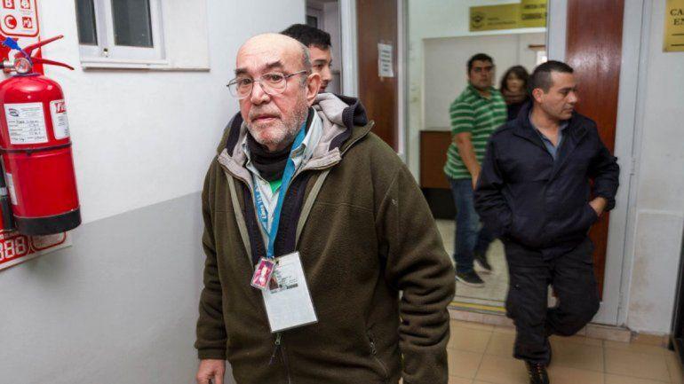 Luis Gandini todavía no fue preso porque la sentencia no está firme.