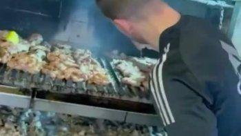 Selección: temor por posible Covid del cocinero y Liberman furioso