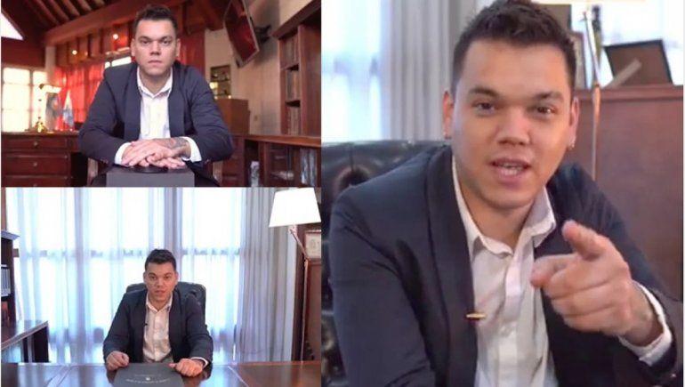 Brian Lanzelotta se sumó a la política: quiere ser candidato en La Matanza