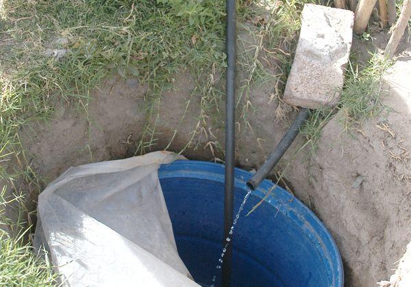 El drama de no tener agua potable