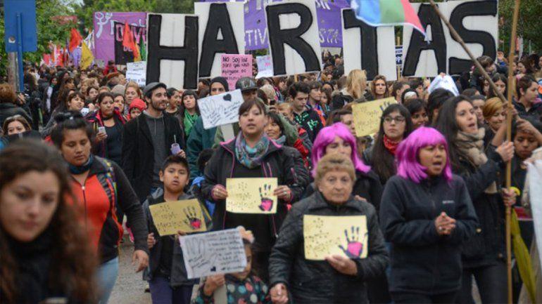 Las cipoleñas marcharán en el Día de la Mujer
