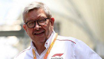 Ross Brawn renovó con Liberty Media y seguirá en el área deportiva de la Fórmula 1