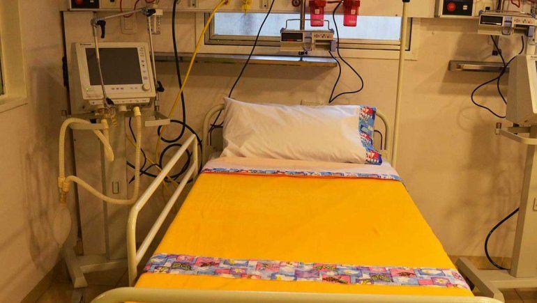 Río Negro triplicó la cantidad de camas de terapia intensiva desde el inicio de la pandemia
