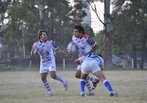 Seven del Reencuentro en el rugby zonal