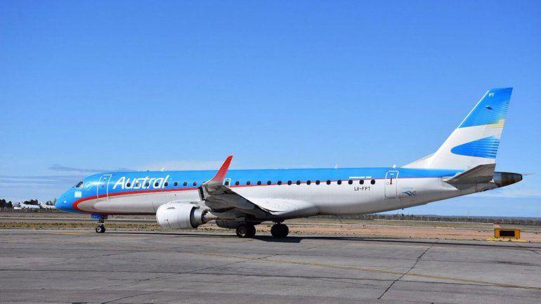 Por el paro del 30 de abril, tres aerolíneas anunciaron que suspenderán todos sus vuelos
