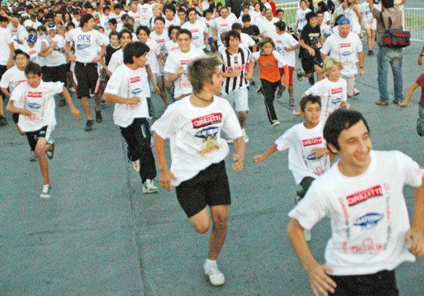 Larga el Maratón Escolar