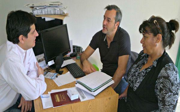 ATE se reunió con el representante de AFSCA en Río Negro