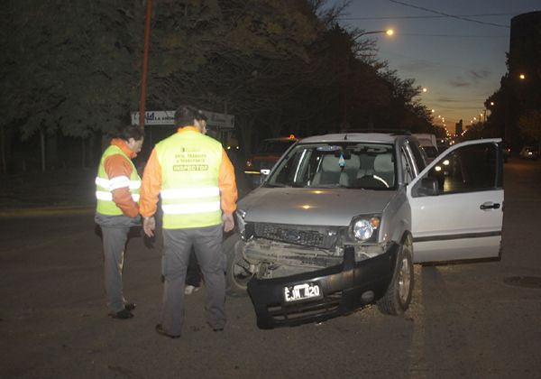 Accidente de tránsito en Cipolletti