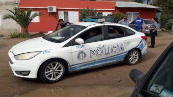 el sospechoso de chocar y matar a la policia de regina fue detenido