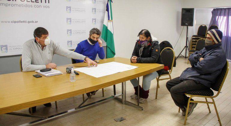 El Municipio otorgará constancias de ocupación en el Obrero y Nueva Esperanza
