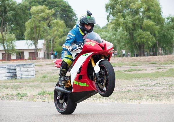 Segunda fecha  del motociclismo
