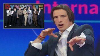 Pasapalabra: Iván de Pineda causó furor al hablar de BTS