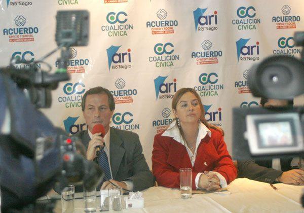 De Angeli vendrá a Río Negro para apoyar a Odarda-Gatti