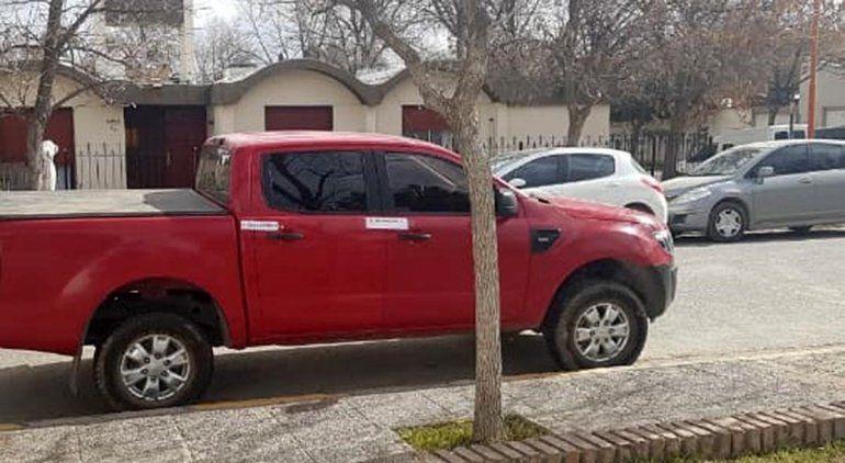 Circulaba en una camioneta robada en Neuquén