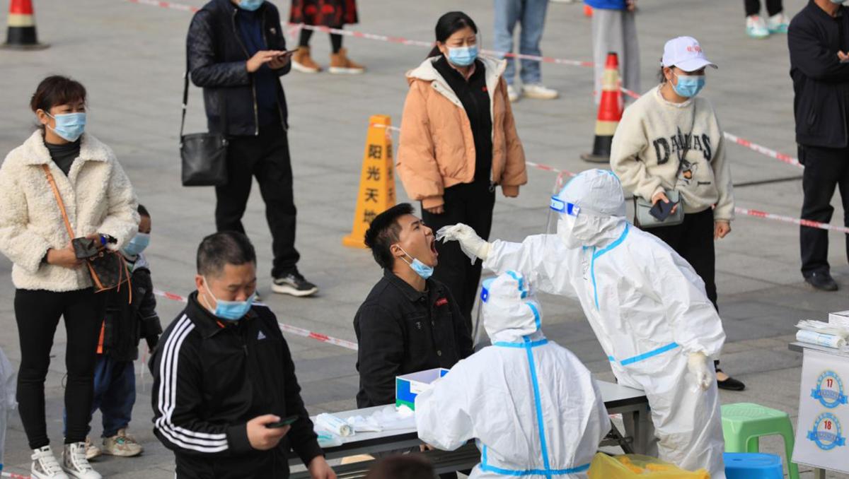china: hay nuevos confinamientos por la suba de casos