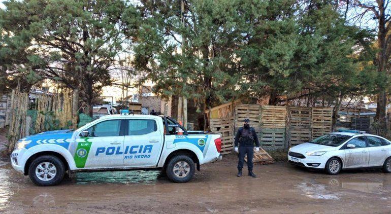 Espectacular persecución y disparos en un asentamiento cipoleño