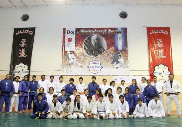 Concentra la preselección de judo