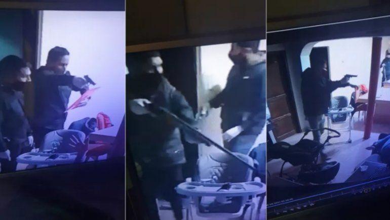 Una pesadilla: se hicieron pasar por policías y le robaron a una familia