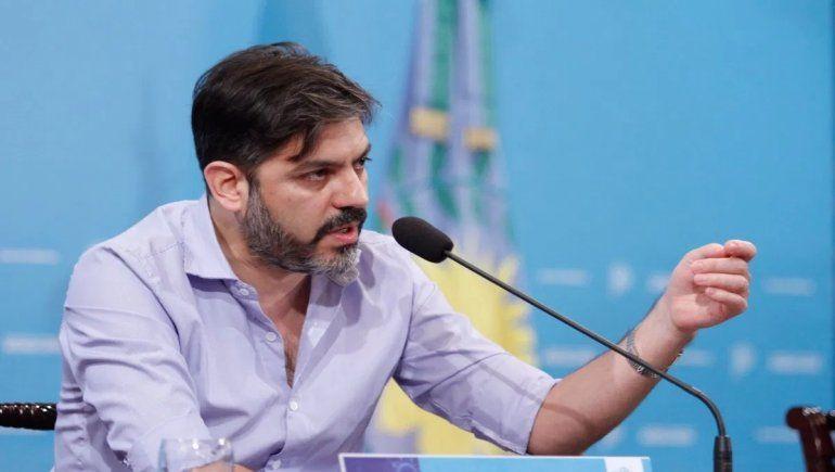 Déjense de joder: el  jefe de Gabinete de Kicillof, furioso con la oposición antivacunas