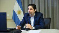 el gobierno nego la renuncia del ministro trotta