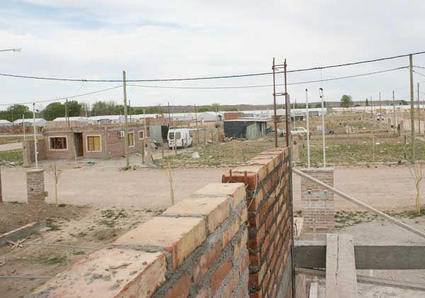 En el DVN lucharán por los créditos para hacer casas