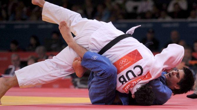 Campos tuvo una experiencia olímpica de 48 segundos