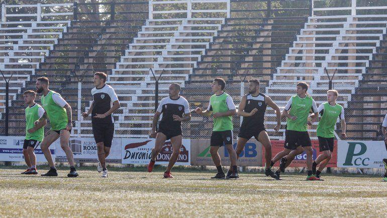 Color esperanza: Cipo debuta en la Copa ante el Verde