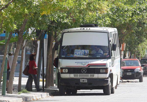 Pasaje local valdrá entre 3 y 3,5 pesos
