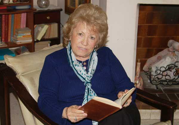 Escritora cipoleña, en Miami
