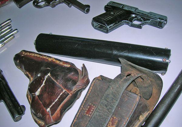 Bordignon alertó por armas y penas judiciales leves