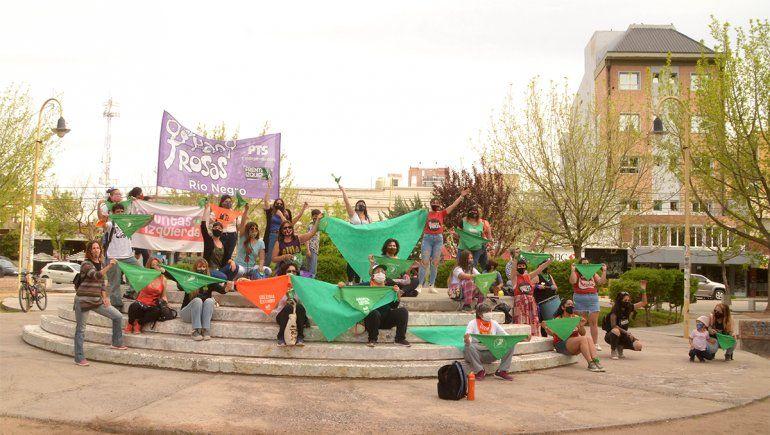 Caravana cipoleña para pedir el aborto legal