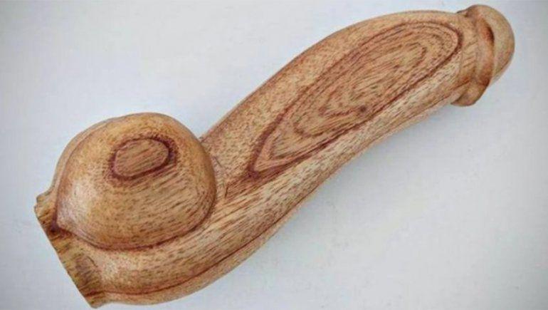 Se cayó la millonaria licitación de los penes de madera