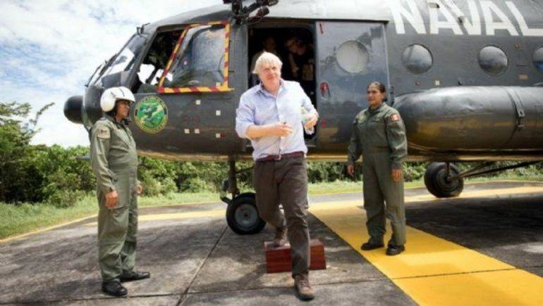 Reino Unido no descarta la guerra con Argentina por las Islas Malvinas
