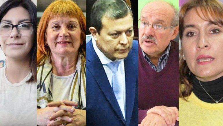 Cupo trans y equidad en medios: así votaron los rionegrinos