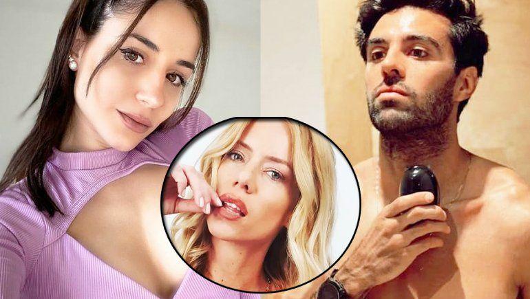La ex de Urcera dijo que el romance con Nicole Neumann es por interés