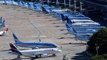 las aerolineas se preparan para volar a neuquen el lunes