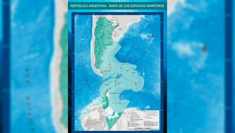 Argentina acusó a Chile de intentar apropiarse de parte de su territorio