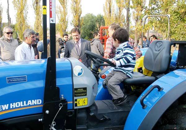 Provincia gestiona aportes para fomentar producción agropecuaria